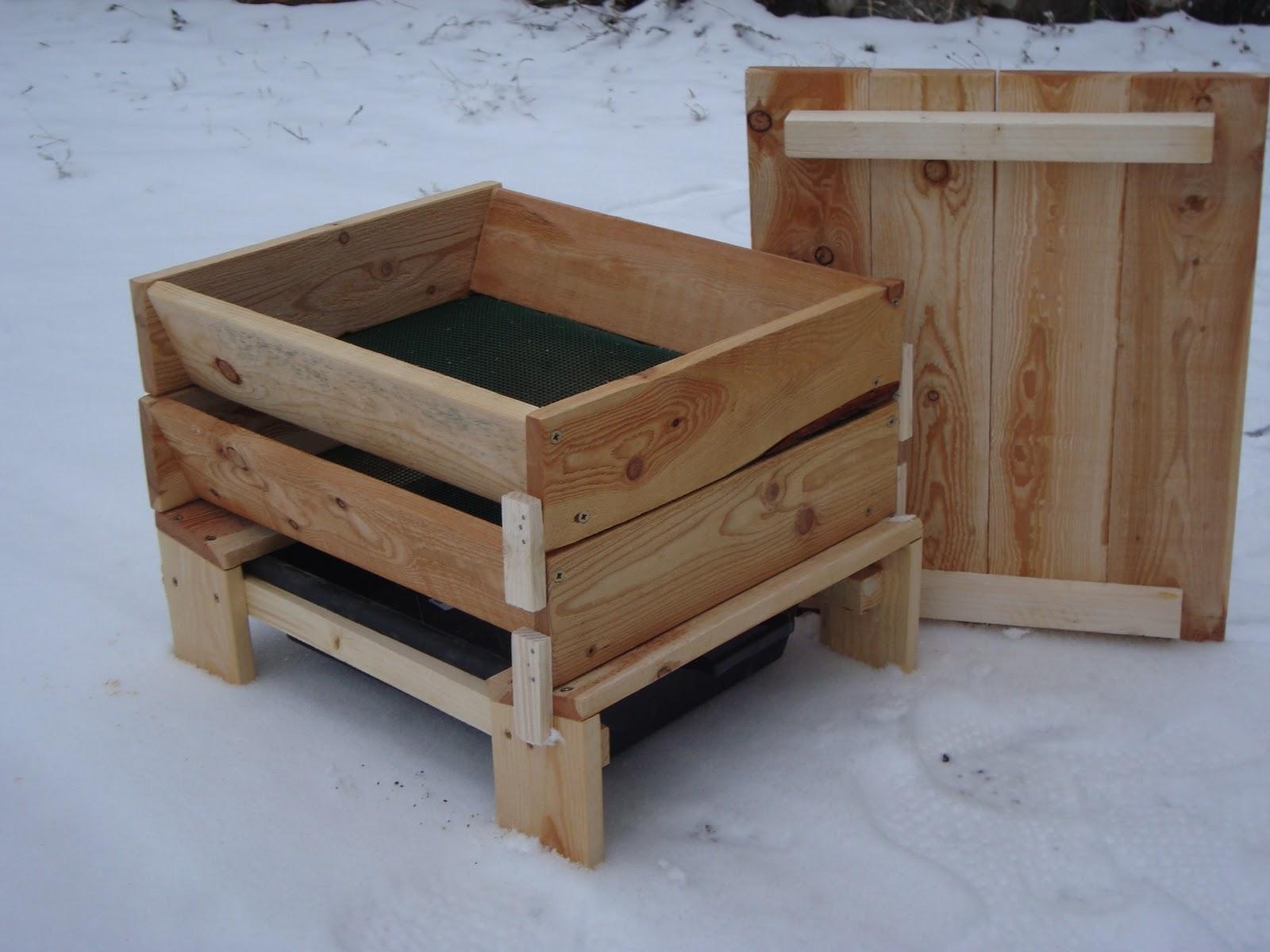 construire un composteur lescerveaux formidable. Black Bedroom Furniture Sets. Home Design Ideas
