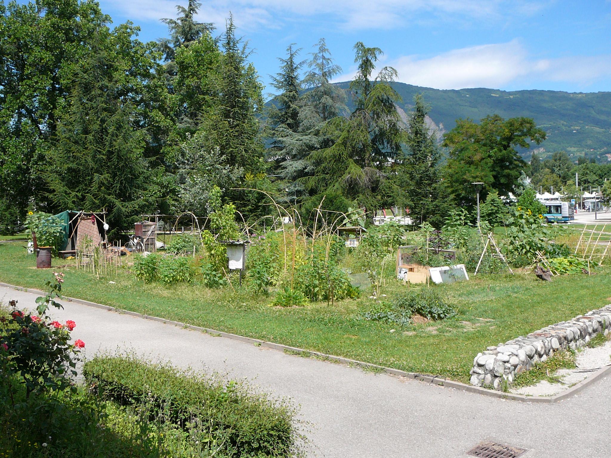 Les Jardins D Utopie